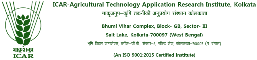 ICAR – Agricultural Technology Application Research
